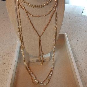 Stella & Dot Aven Layering necklace